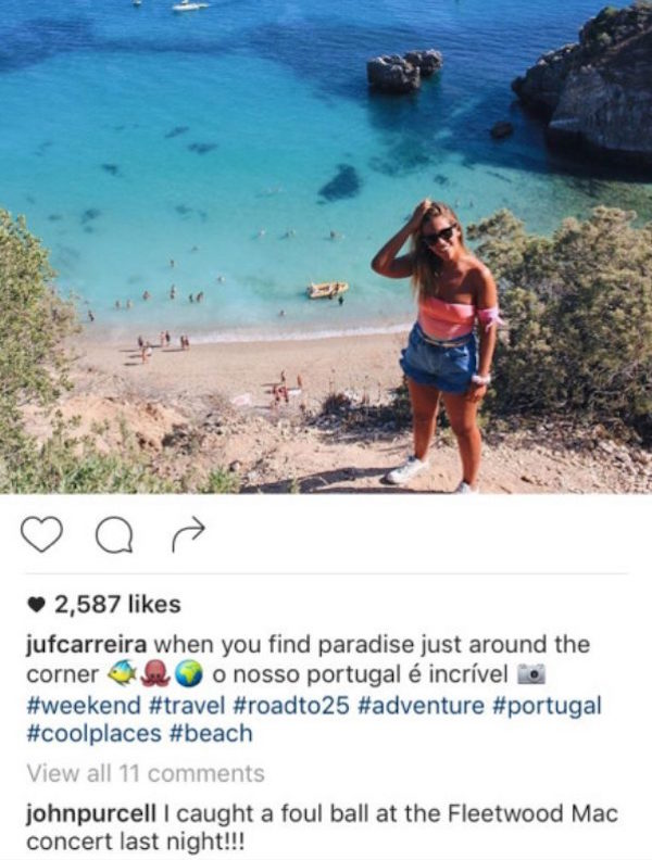 Comedian Trolls The Hell Out Of Random Instagram Photos