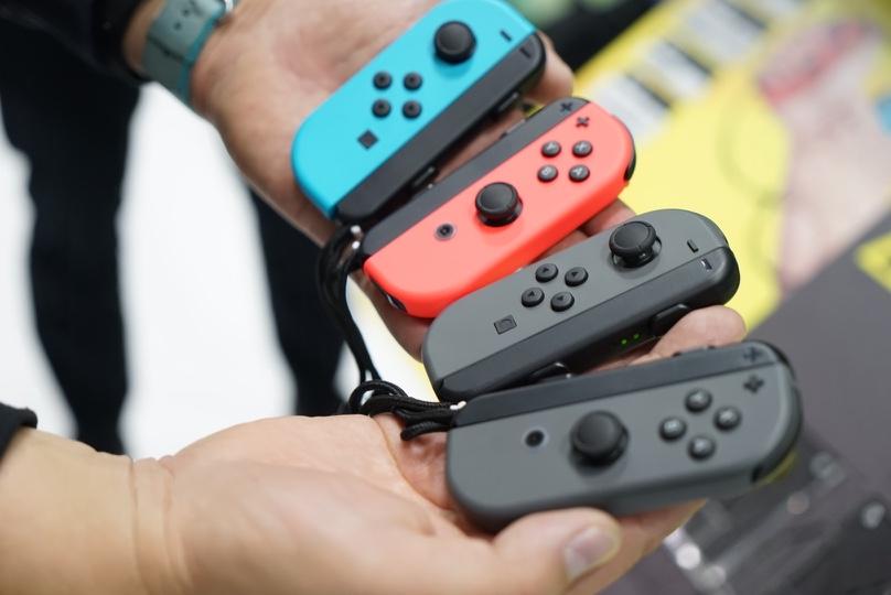 ニンテンドースイッチのJoy-Con、特許侵害で提訴。Gameviceが生産および販売停止と損害賠償を求める