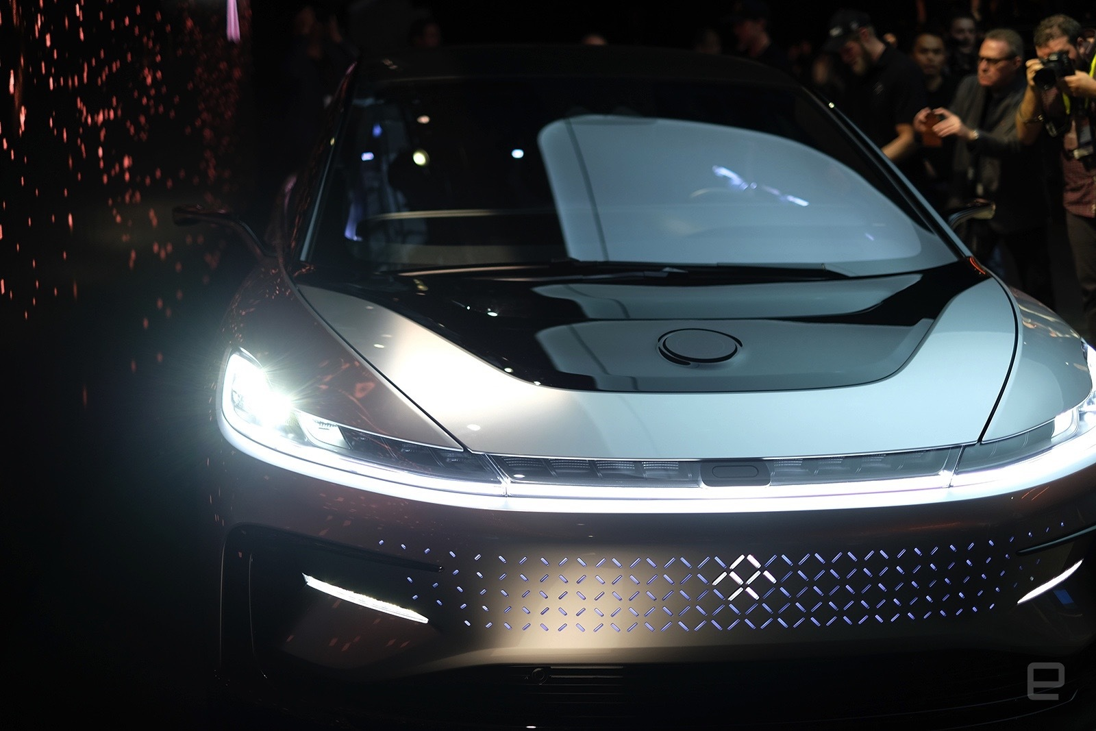 Faraday Future 因拖欠 200 万美元 VR 广告视频款项挨告