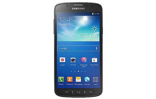 How would you change Samsung's Galaxy S4 Active?