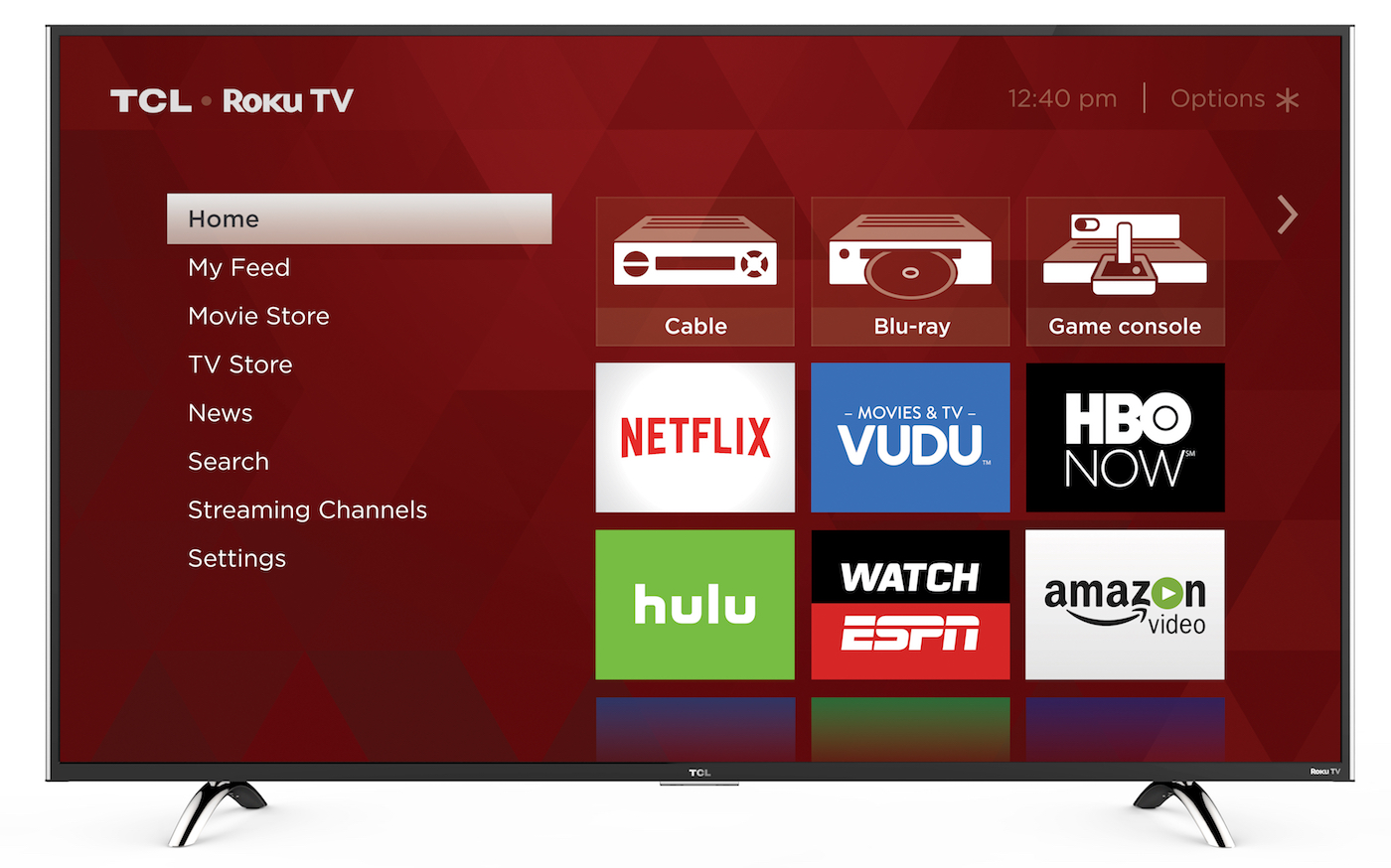 The first 4K Roku TVs will be available this spring