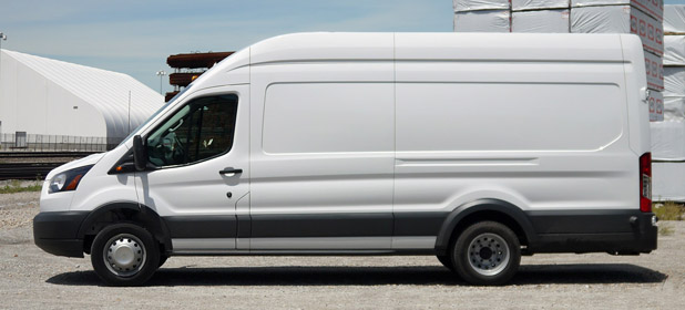 2015 ford transit first drive autoblog. Black Bedroom Furniture Sets. Home Design Ideas
