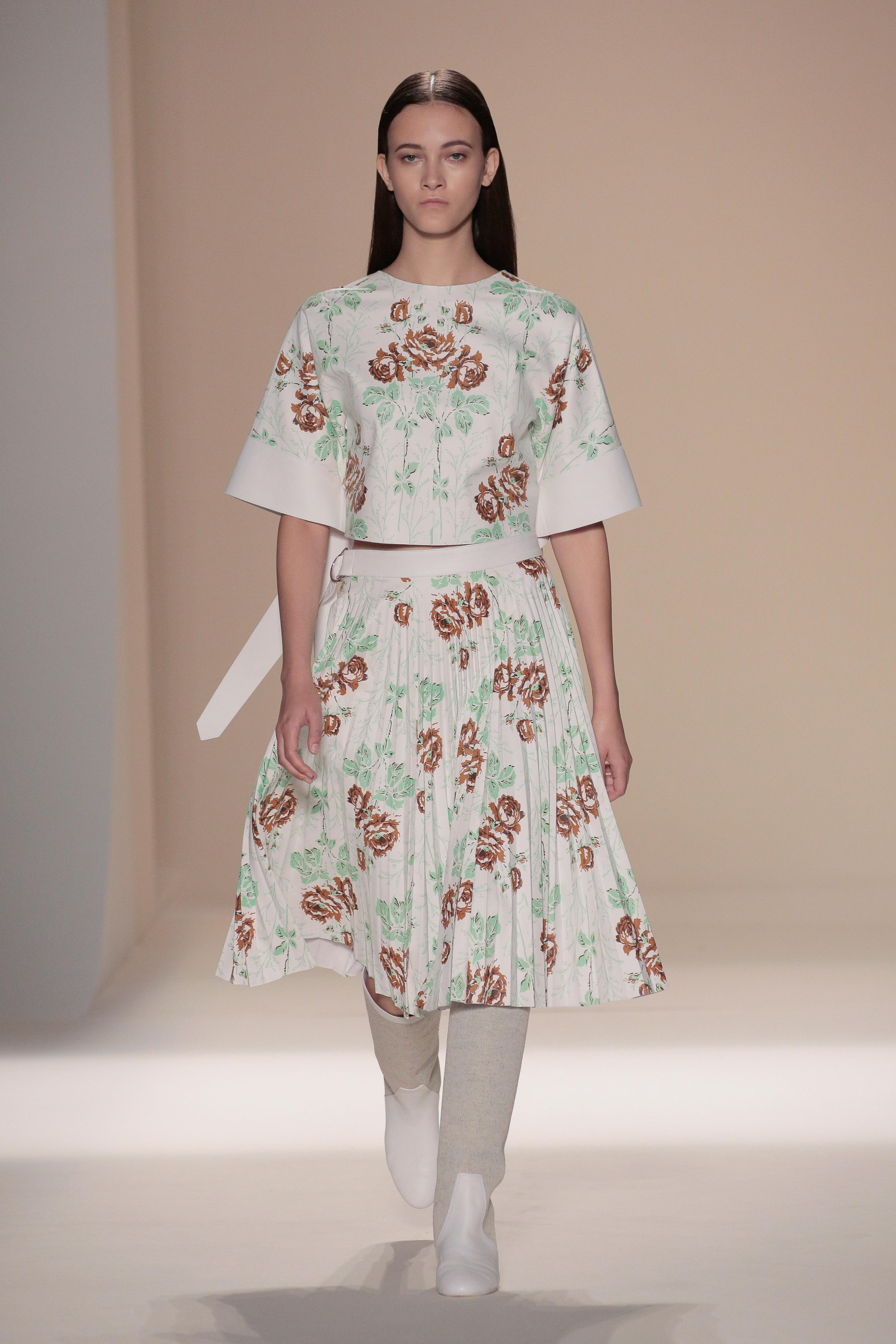 Victoria Beckham - Runway - September 2016 New York Fashion Week