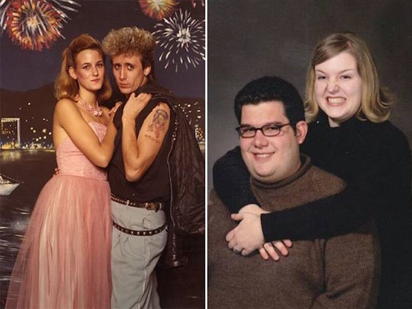 Most Awkward Couples Ever