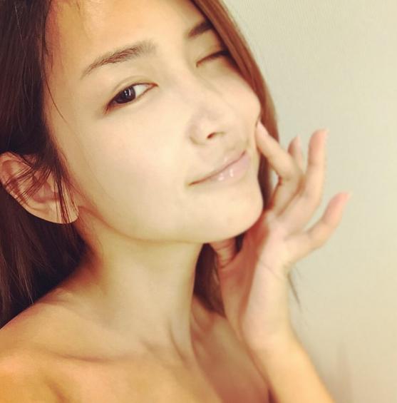 紗栄子のすっぴん