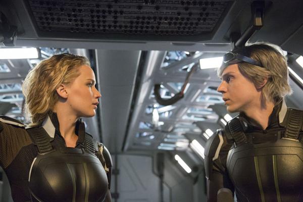 マーベル史上最強の悪役にX-MEN大ピンチ!監督、マイケル・ファスベンダーらのコメントも!『X-MEN』最新作特別映像