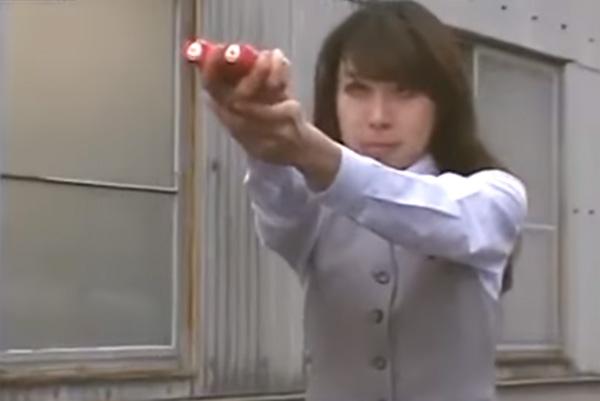 日本で作られた謎すぎる防犯装置「ネットランチャー」が海外デビュー ネット上でもアツく見守る声多数【動画】
