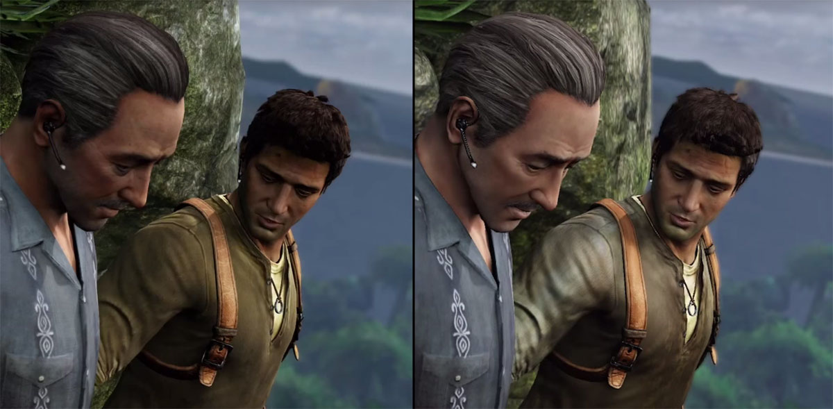 The 'Uncharted' PS4 collection isn't just a quick-and-dirty port