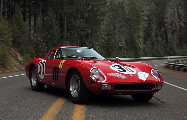 【ビデオ】わずか3台! 超希少な64年モデルのフェラーリ「250GTO」