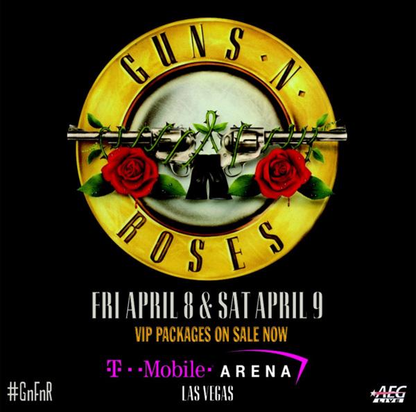 オリジナル「ガンズ・アンド・ローゼス」、再結集初ライブは4月上旬のラスヴェガス公演か オフィシャルツイッターが緊急発表【動画】