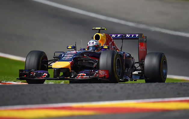 2014 Belgian Grand Prix.