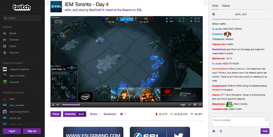 What you need to know about the world's most popular game streaming service, Twitch