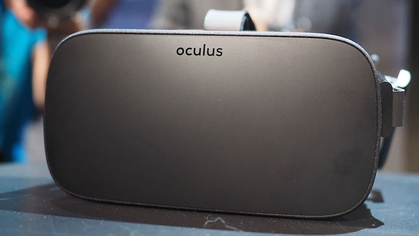 Oculus gives Kickstarter backers the finished Rift for free