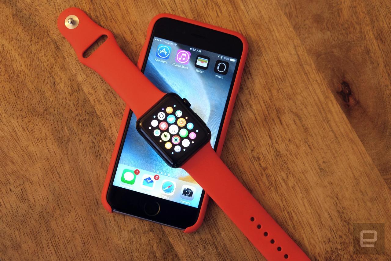 Apple planned ahead for the inevitable hardware slump