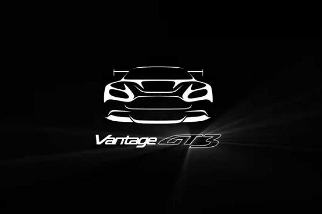【ビデオ】アストンマーティン「ヴァンテージ GT3」のティーザー映像が公開!