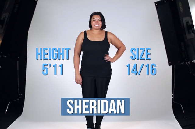 How One Size Fits All REALLY Looks on Different Body Shapes