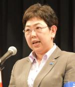 渡辺中央闘争委員(JP労組書記次長)