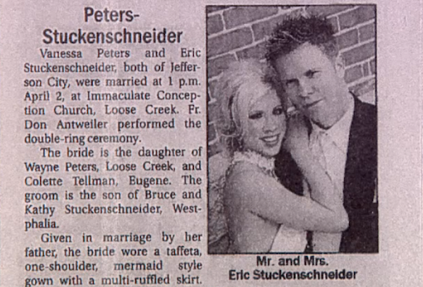 ladies names wedding announcements provide humor funny ...
