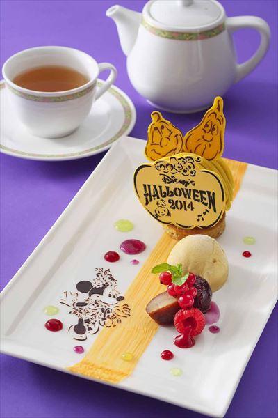 【ディズニー】ハロウィーン気分を満喫!ディズニーホテルのスペシャルメニュー5選