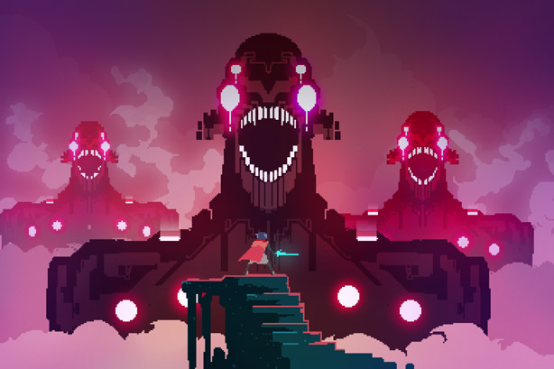 Hyper Light Drifter preview build goes live on Sept. 26