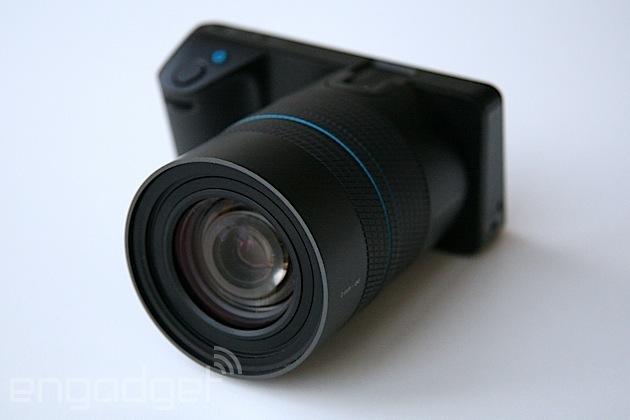 Lytro's new light-field camera looks like an actual camera, costs $1,599