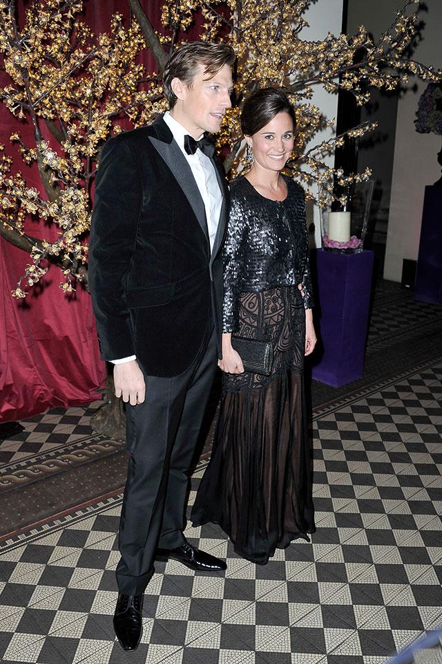 Pippa Middleton Nico Jackson engagement