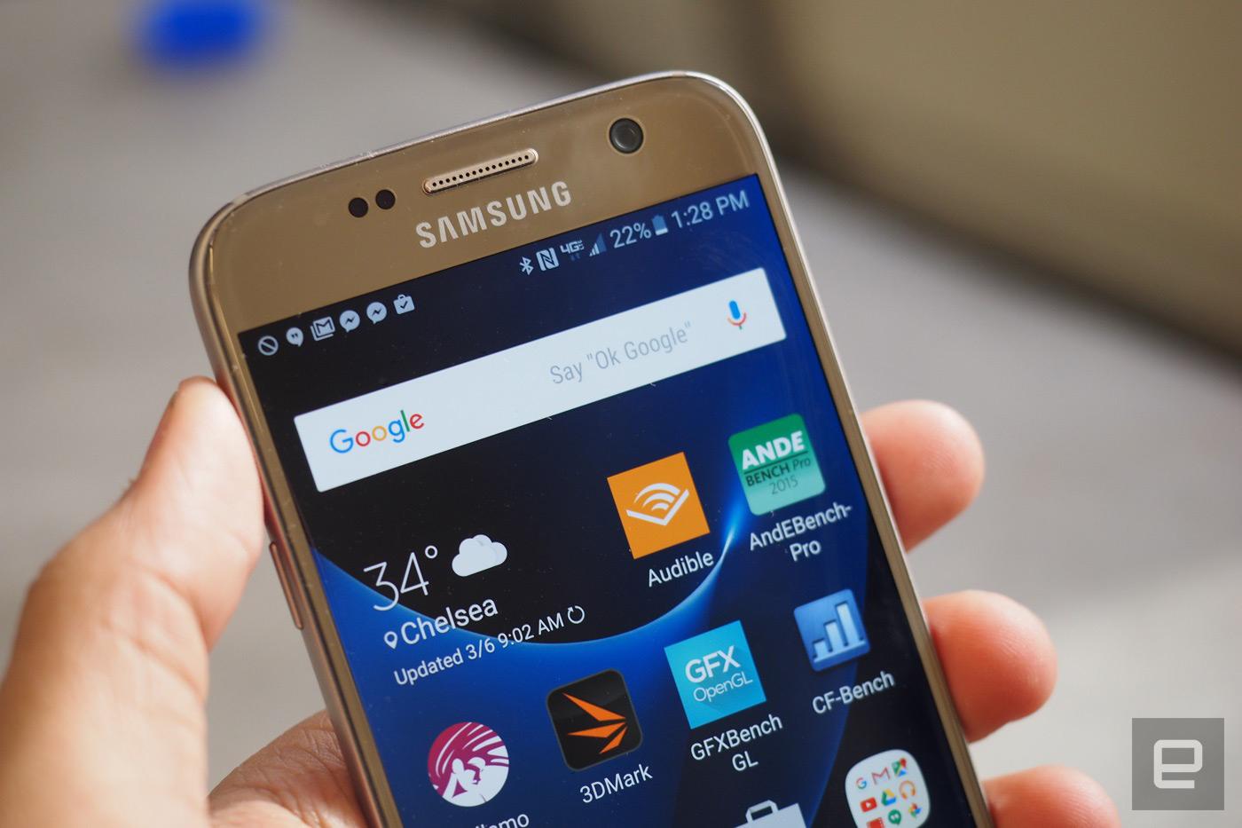 El Galaxy S8 'Plus' tendría la misma batería que el Note 7