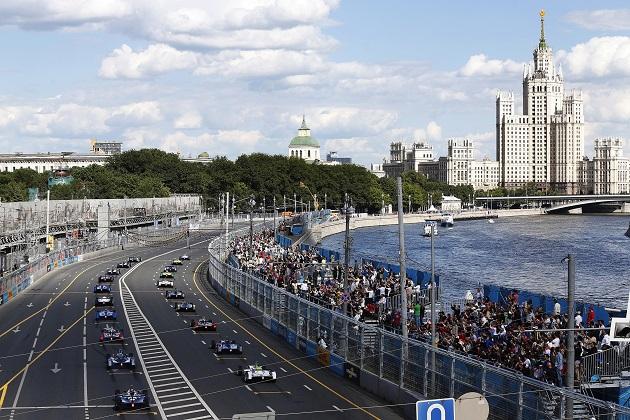フォーミュラE、第9戦モスクワePrix開催を中止へ