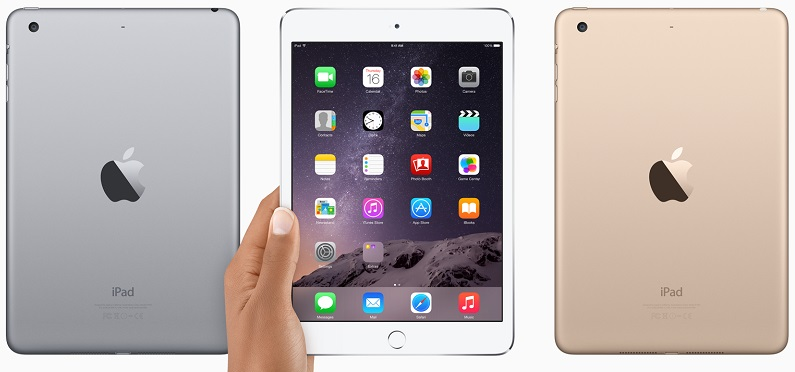What's Apple doing with the iPad Mini 3?