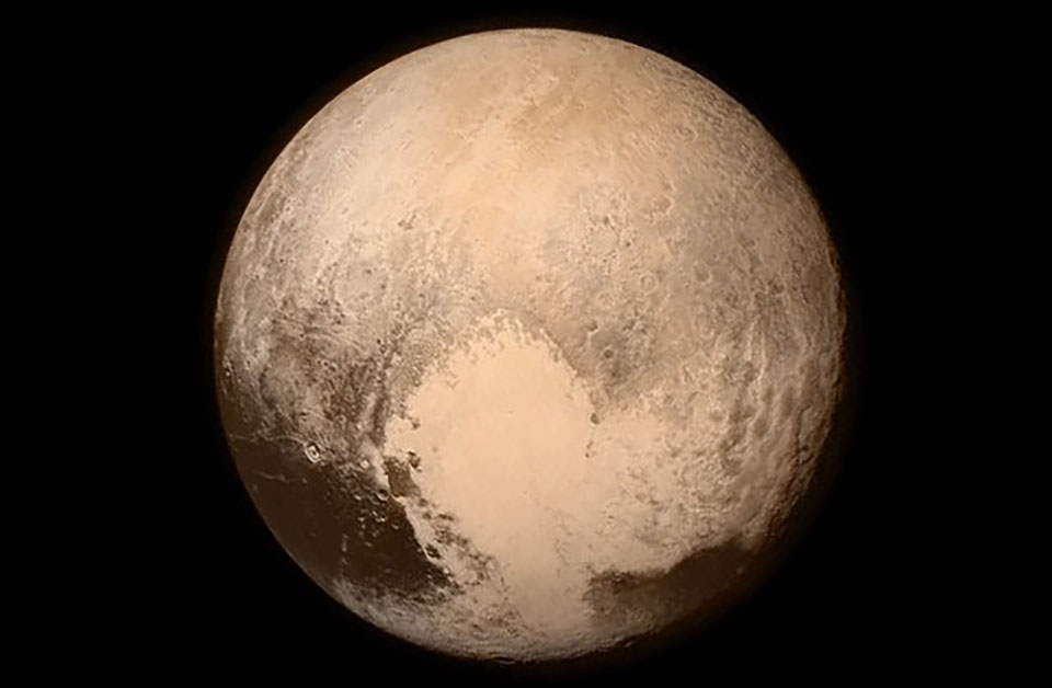 The Big Picture: NASA previews best Pluto image yet