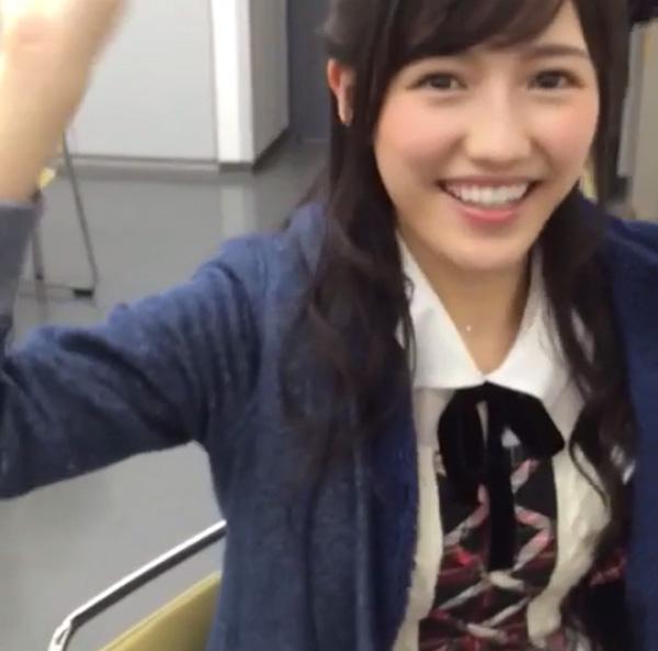AKB48・渡辺麻友が可愛すぎる「ラッスンゴレライ」を披露、ネット上で話題に【動画】