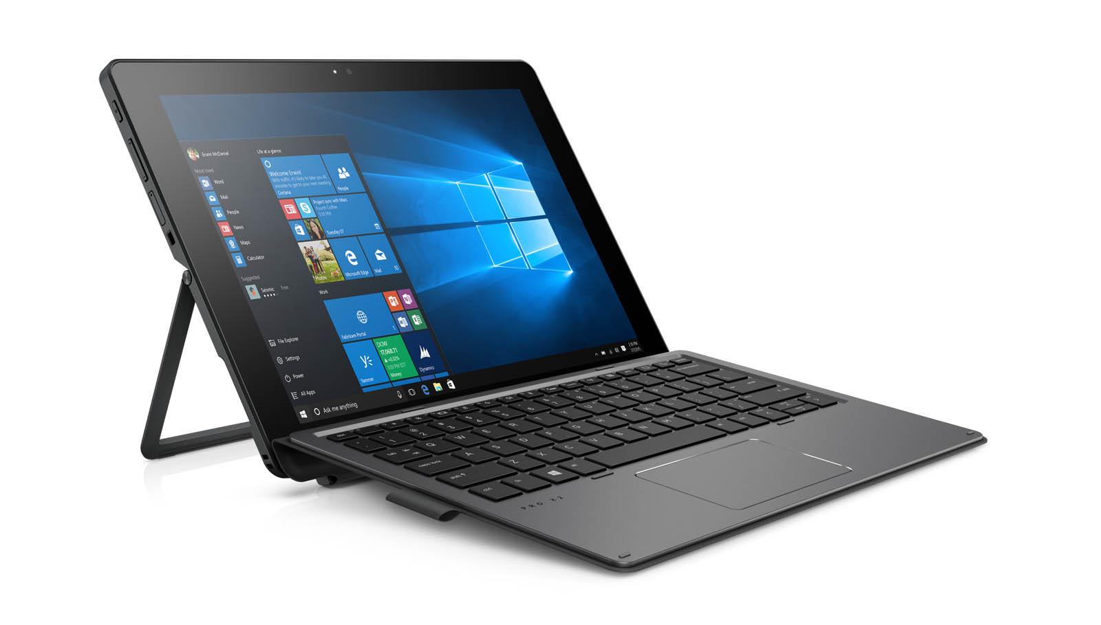 El HP Pro x2 es un tablet híbrido con potencia bruta