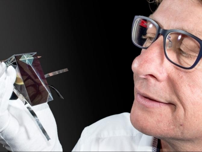There's a new world record for solar cell efficiency