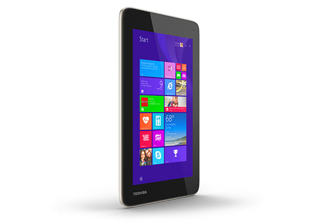 Toshiba Encore 7 running Windows 8
