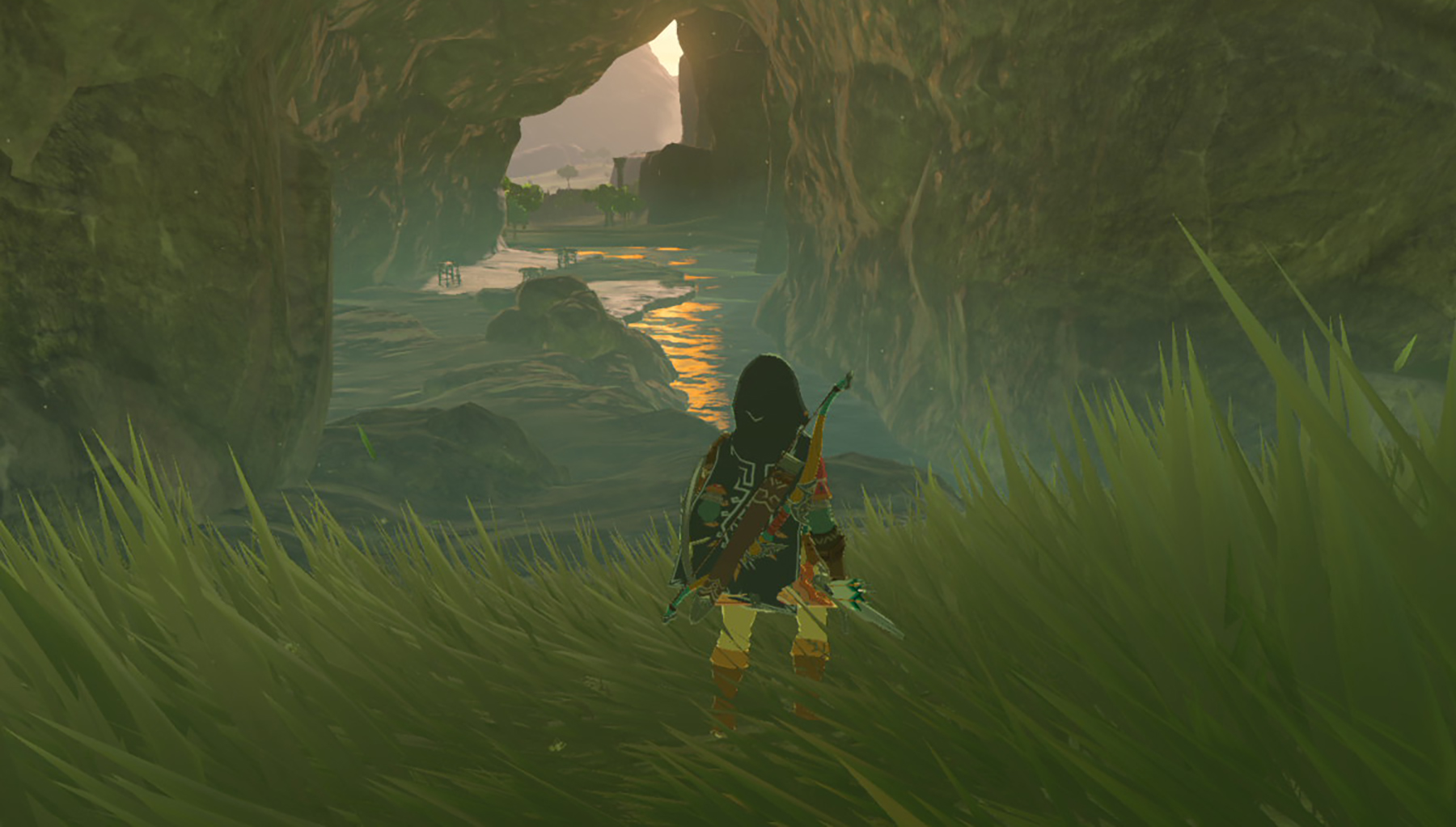 Esto es lo que recibirás tras encontrar las 900 semillas de Kolog en Zelda: Breath of the Wild