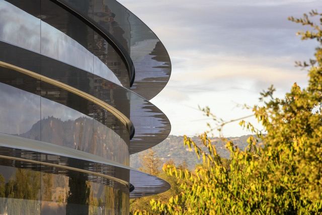 Welcome to Apple Park