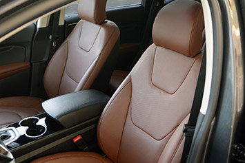 2015 ford edge meanwhile areas integral to the driving experienced are well addressed the seats are wide and comfortable on our titanium trimmed - 2015 Ford Edge Titanium Interior