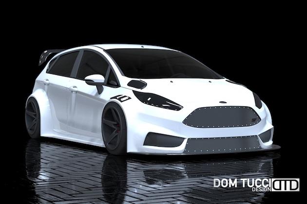 Fun, Fast, Fierce: Fiesta ST Is Built to Be a Blast