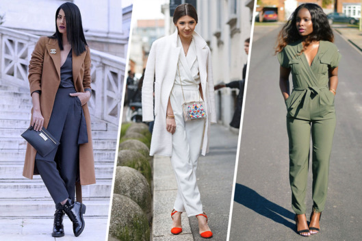 14 ways to wear a jumpsuit this spring