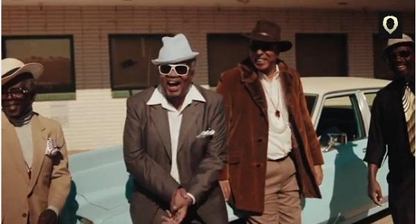 ブルーノ・マーズ「Uptown Funk」お爺ちゃんバージョンがカッコよすぎると話題【動画】