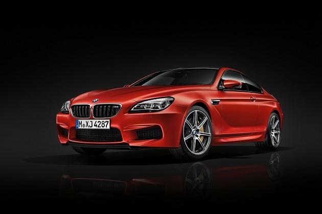 600psにパワーアップ! BMWが「M6」の「コンペティション・パッケージ」 を発表