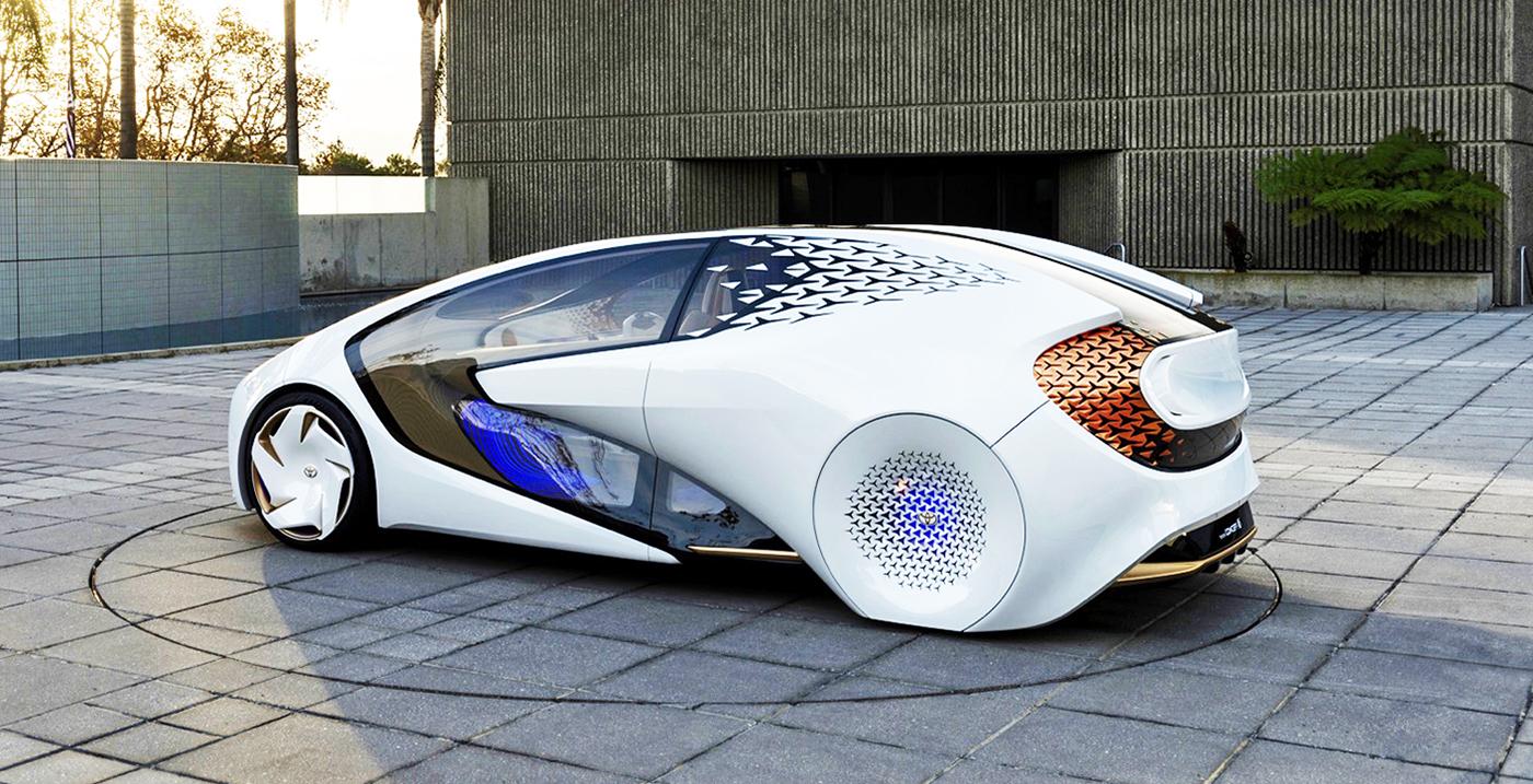Toyota Concept I Motorcove