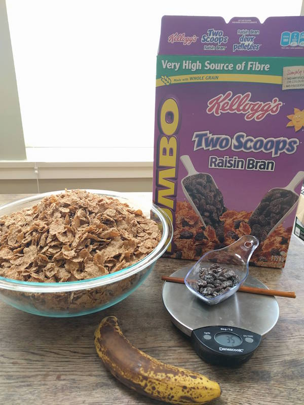 This Photo Will Change Everything You Thought You Knew About Raisin Bran