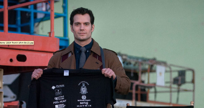 henry cavill batman v superman dawn of justice photo