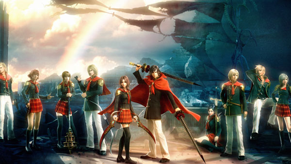 Final Fantasy Type-0 HD's combat system looks flashy!