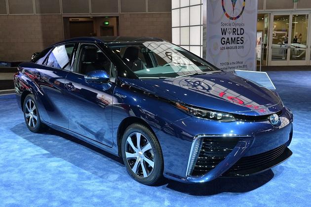 【レポート】トヨタ「MIRAI」、米国で予約受付開始から10日ですでに600台を受注!