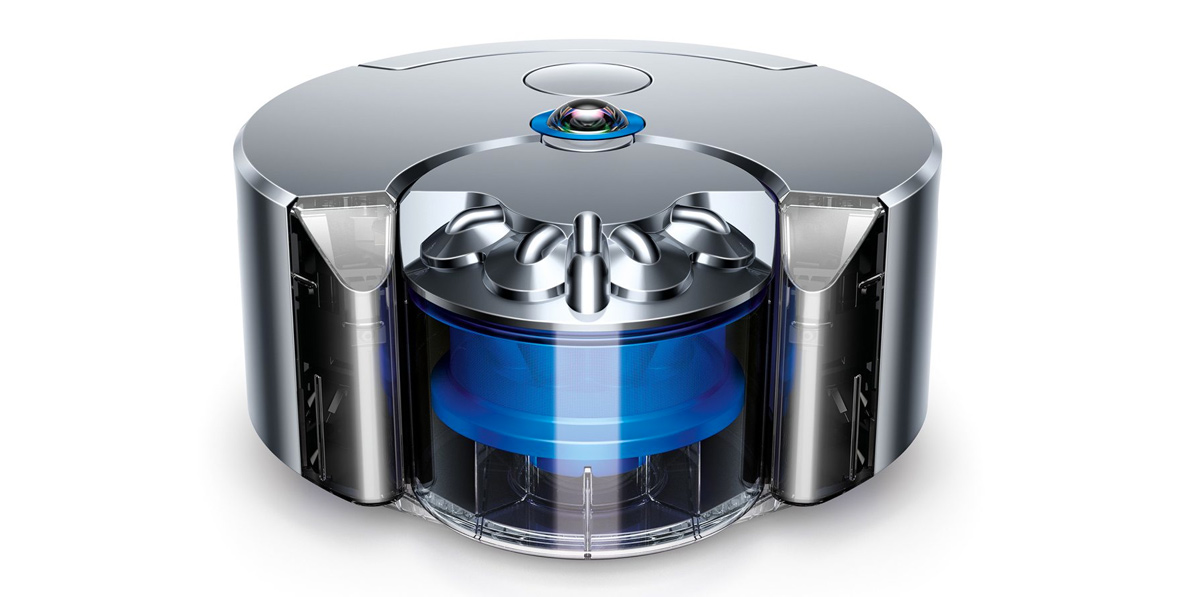 Why Dyson's pricey robot vacuum is late for its Japanese debut