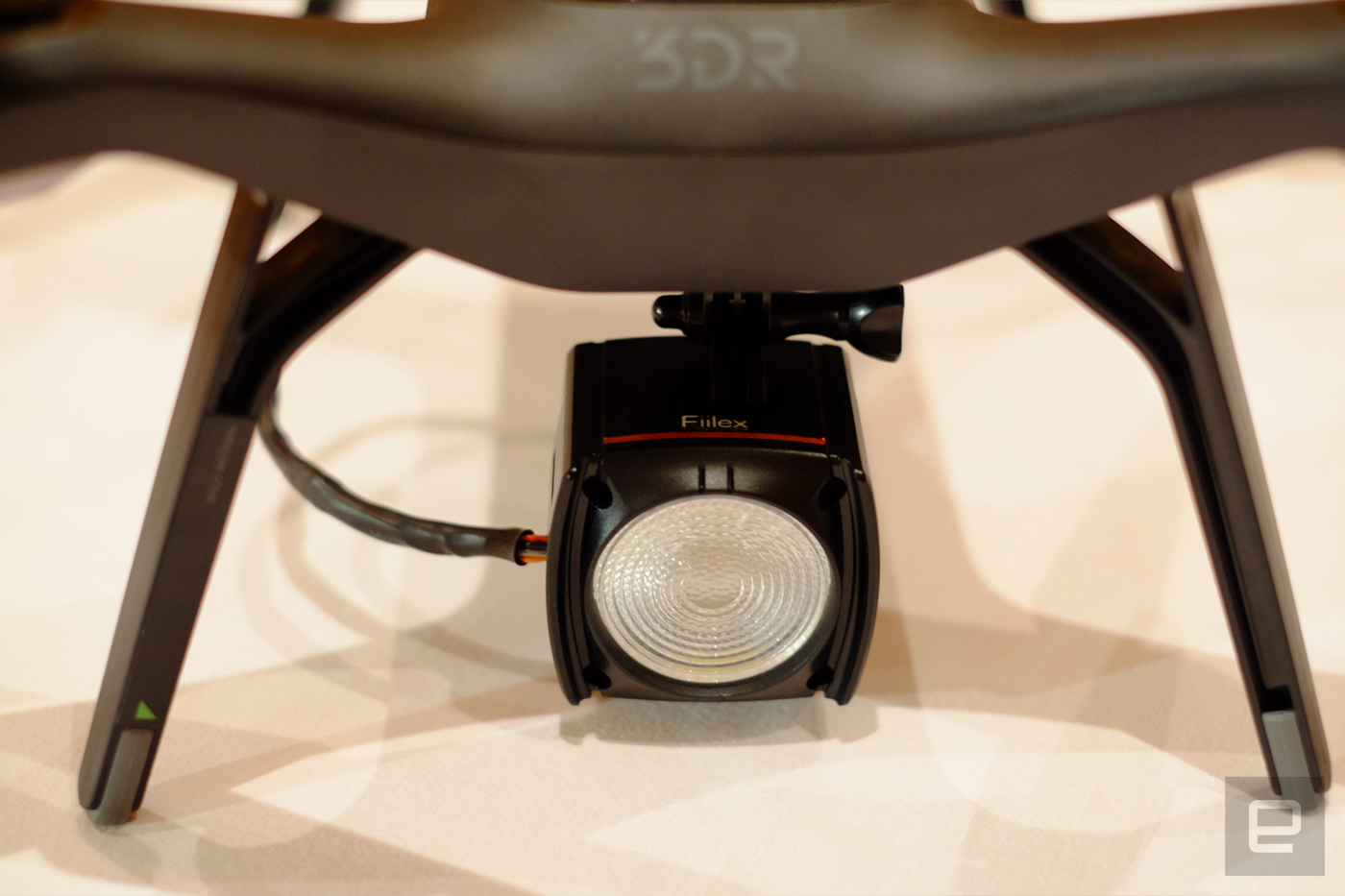 3DR's Made for Solo program does 360-degree video on a budget