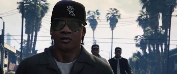 グランド・セフト・オート5でN.W.Aの名曲「Straight out Of Compton」を完全再現したMVがギャングスタすぎて超カッコいい【動画】