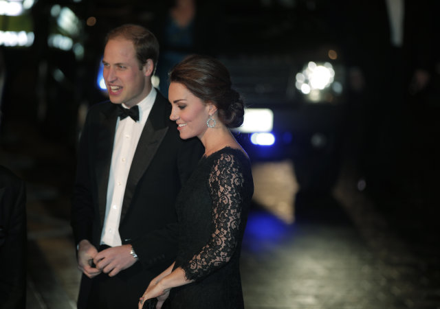 Kate Middleton to stay at home as Prince William jets off to China